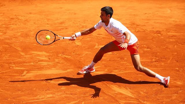 Djokovic indietro con la preparazione sul rosso: cade ai quarti contro Medvedev