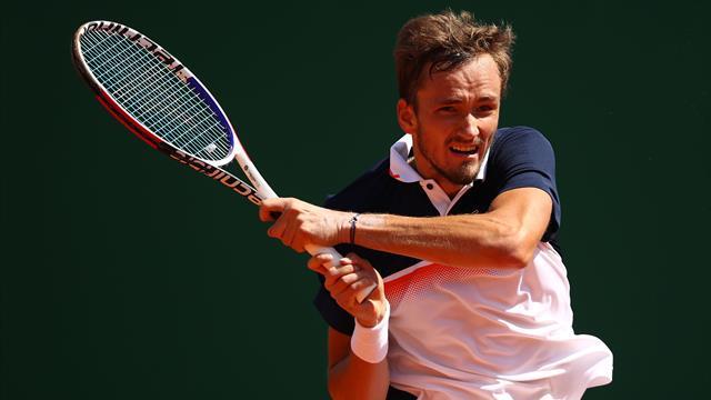 🇷🇺🎾Не пропусти полуфинал Медведева в Монте-Карло на Eurosport 2