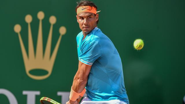 Pella, che partita, ma lo sforzo non basta comunque: Nadal in semifinale