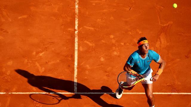 Tennis - ATP - Monte-Carlo : Fognini écarte Nadal !