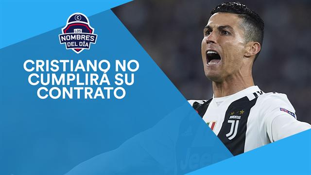 Cristiano Ronaldo, Erikssen, Malcom, Icardi y Falcao, los nombres del día