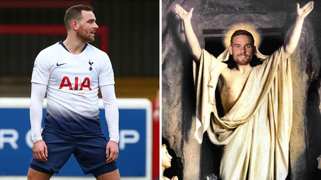 'Resurrected on Easter' – Vincent Janssen return stuns Spurs fans