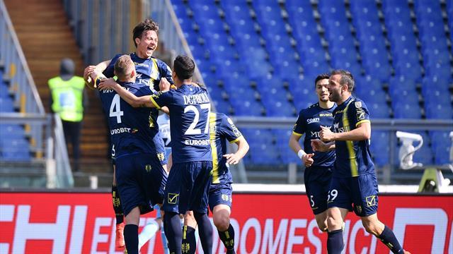 Serie A, tonfo Lazio col Chievo! Tris Bologna, poker Spal. Pari Udinese