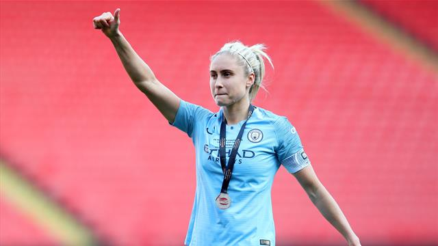 Manchester City women dominate PFA award shortlist