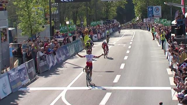 Tour de Finisterre: trionfa Julien Simon davanti ad Andrea Vendrame