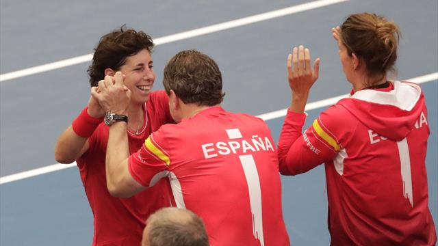 🇧🇪🇪🇸 España empata con Bélgica tras la primera jornada (1-1)