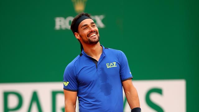 Fabio, sei uno spettacolo! Fognini batte Nadal ed è in finale a Monte Carlo