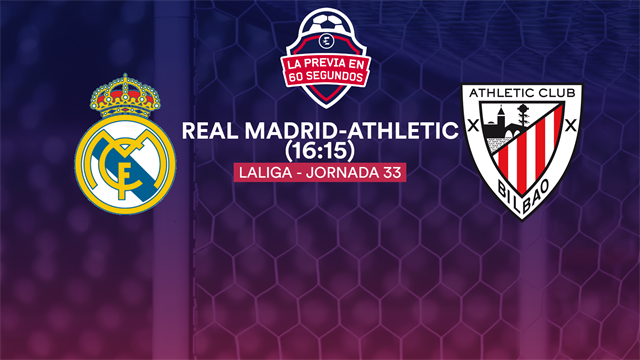 "La previa en 60"" del Real Madrid-Athletic: Zidane sigue tomando nota (16:15)"