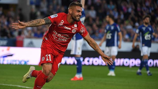 Montpellier croit toujours à l'Europe, Caen n'est plus lanterne rouge