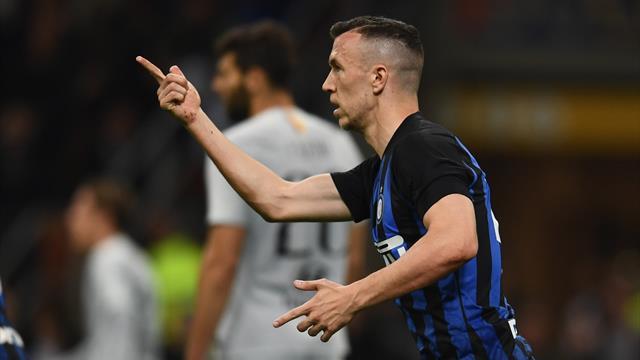 L'Inter frustre la Roma