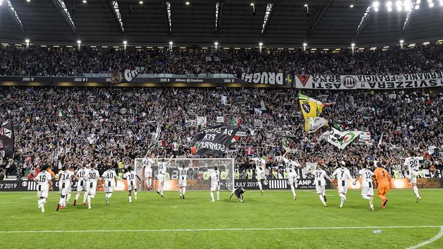 """Le problème de la Serie A n'est pas la Juve mais le niveau des autres """"gros"""""""