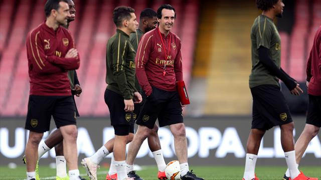 Emery keen to follow Palace example and advance Arsenal academy graduates