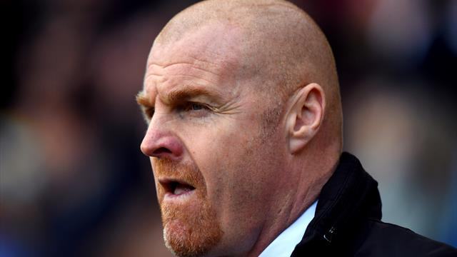 Dyche hails Burnley's 'strong jaw' ahead of daunting run-in