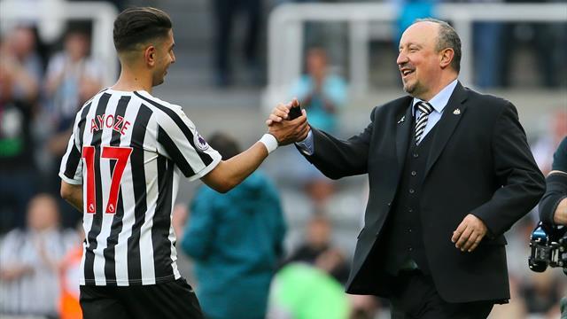 Newcastle should be a top-half club – Rafael Benitez