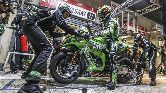 SRC Kawasaki holding on to the lead
