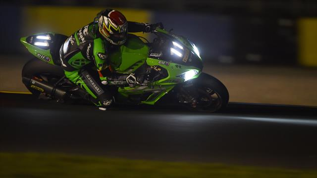 24 Heures du Mans: le point après 16 heures