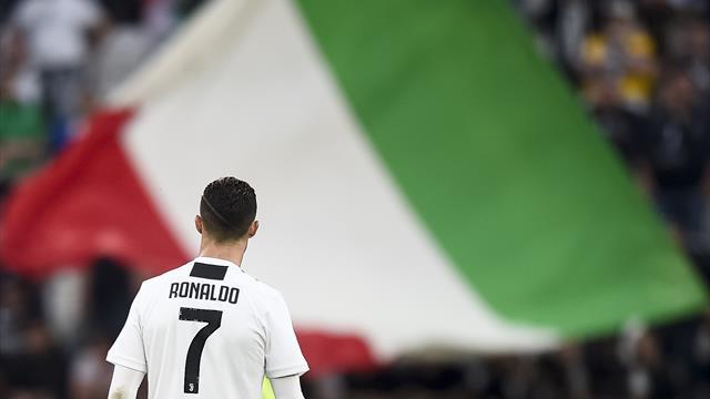 L'Italie après l'Angleterre et l'Espagne : l'exploit inédit de Cristiano Ronaldo