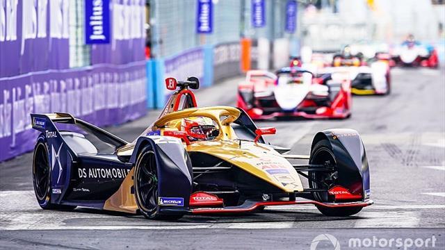 """Vergne vuelve a la carga: """"Algo hay que cambiar en la Fórmula E"""""""