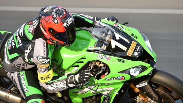 Team SRC Kawasaki France seal victory at Le Mans 24 Hours