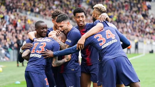 PSG Win Sixth Ligue 1 Title In Seven Years
