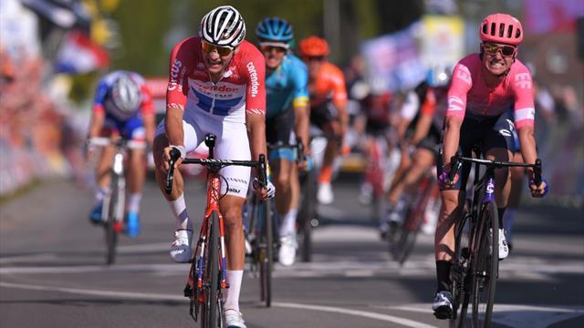 Amstel Gold Race 2019: ¡El milagro de Van der Poel! Remontada histórica en el escenario perfecto