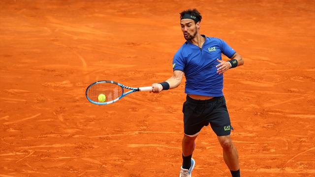 Fognini becomes first Italian to claim ATP Masters 1000 title in Monte Carlo