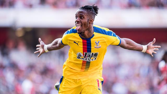 Transfer: Arsenal to offer players plus cash for Wilfred Zaha