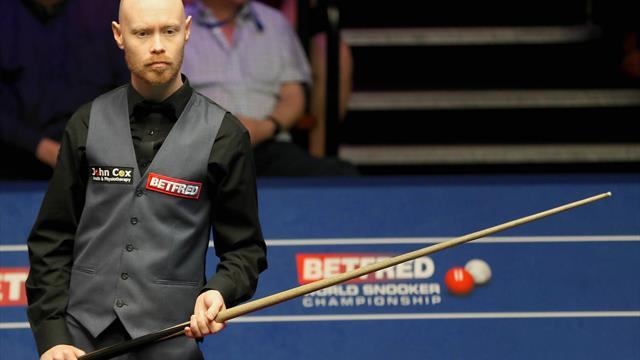 Gary Wilson: It wasn't snooker