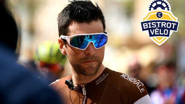 Amstel, Van der Poel, Giro... On en a parlé dans Bistrot Vélo avec Tony Gallopin