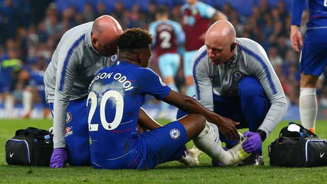 Chelsea's Hudson-Odoi to have surgery on ruptured Achilles