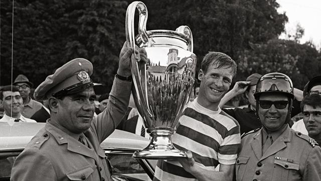 McNeill, capitaine du grand Celtic, est décédé