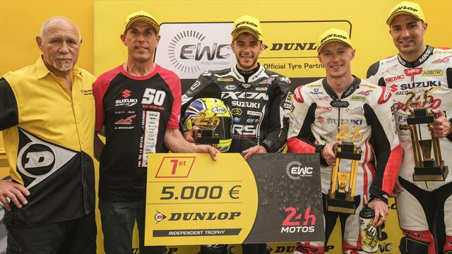 Motors Events win EWC Dunlop Independent Trophy