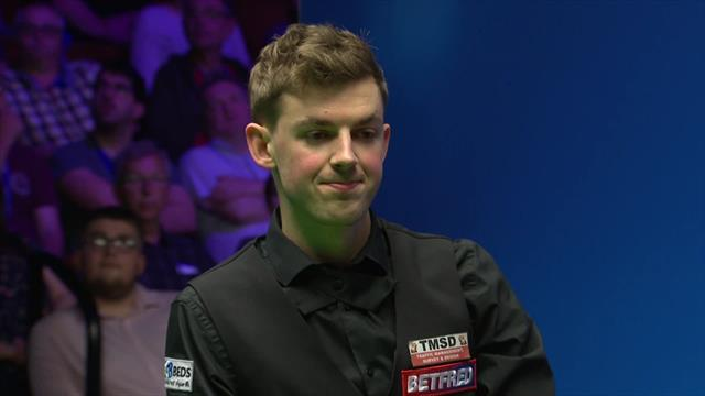 'That's what pressure does!' - O'Sullivan misses easy pink
