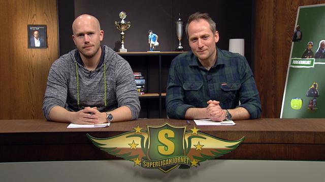 SuperligaHjørnet med Simo & Høygård, Afsnit 4