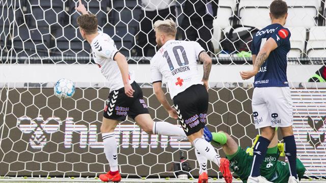 Kaasa kom inn og sikret 1-0 seier til Odd hjemme mot Viking