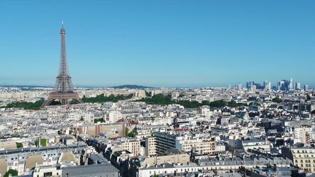 A virtual lap of the Paris track