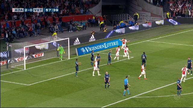 Pays-Bas - L'Ajax ne tremble pas contre le Vitesse Arnhem