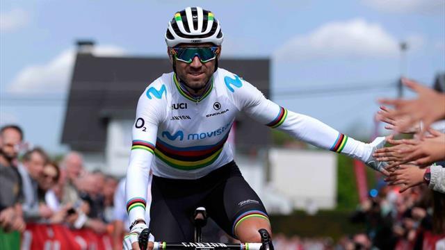 Valverde remporte la 1re étape devant Dunbar et Gesbert