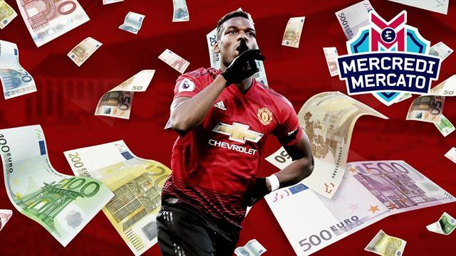 Et maintenant, combien vaut Paul Pogba ?