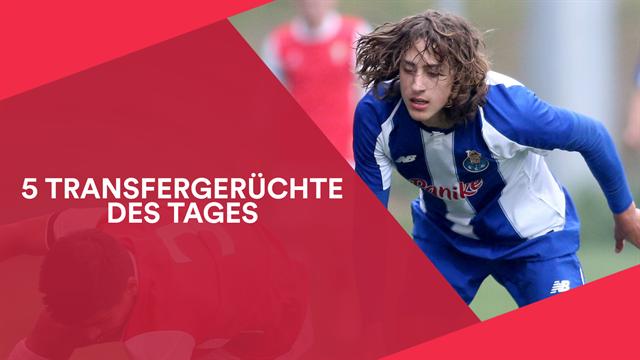 Auch Bayern und BVB: Halbe Bundesliga jagt 16-jähriges Wunderkind