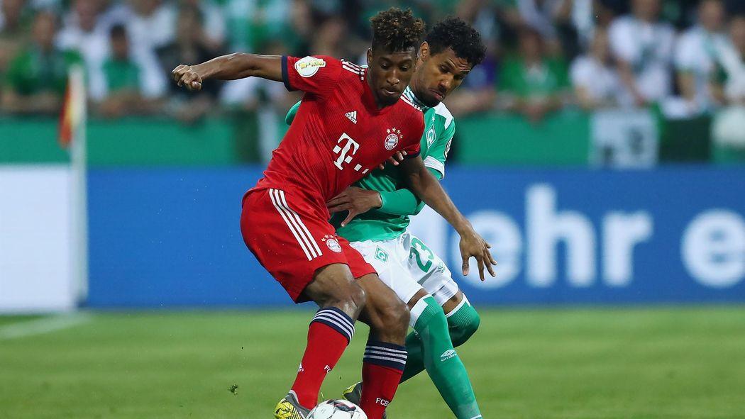 Werder Bremen Bayern Munchen Heute Live Im Tv Und Im