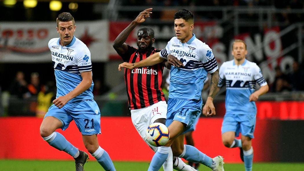 Image result for Lazio escape immediate stadium ban over racial insults