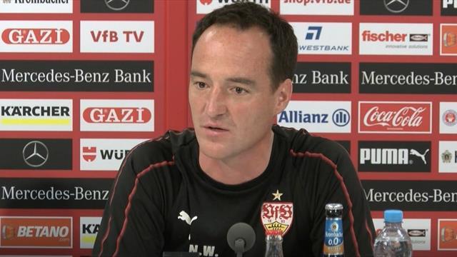 Willig übernimmt beim VfB: Das ist sein Schlachtplan gegen den Abstieg