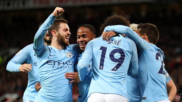 Manchester est bleue, la Premier League aussi