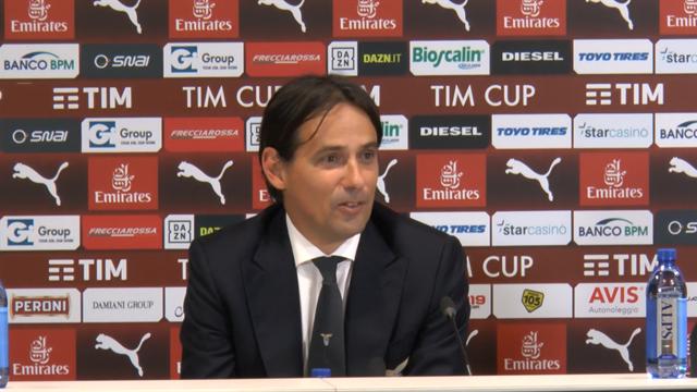 """Inzaghi: """"Vittoria strameritata, 3 finali in 3 anni non è roba da tutti"""""""