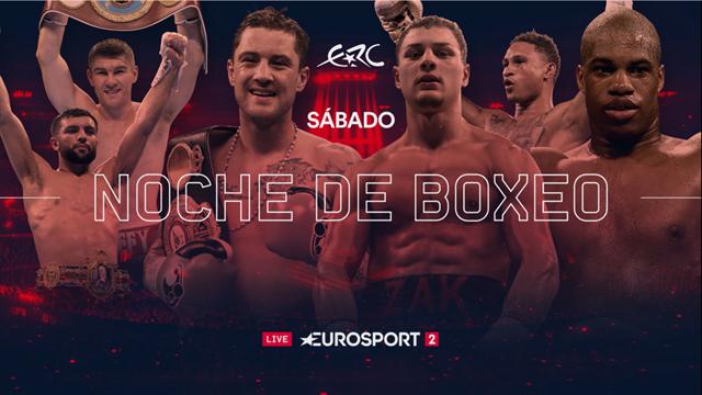 Gran velada de boxeo en Eurosport 2 con Dubois, Catterall y World Boxing Super Series (sábado 21:00)