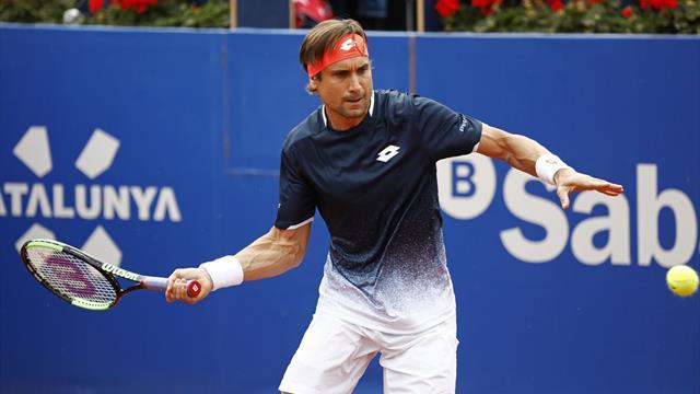Beau joueur, Nadal a applaudi Ferrer après un lob magnifique