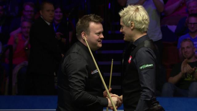 147 heartbreak! Murphy misses tricky final red in bid for £60k maximum