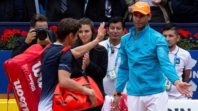 ATP Barcelona 2019: Rafa Nadal-David Ferrer: Adiós con todos los honores (6-3 y 6-3)