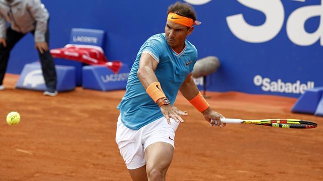 Plus percutant, Nadal s'est (un peu) rassuré contre un Ferrer accrocheur